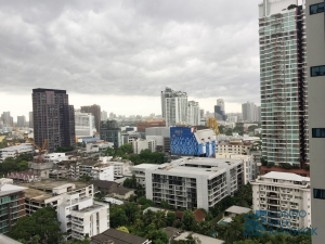 59 Heritage at Sukhumvit 59 condo for Sale with Tenants, 1 bed 39.13 sq.m. High floor, City view, Walk to Thonglor BTS.