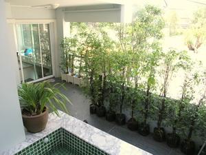 Real estate agents in bangkok for cbd condo sale for Garden pool tesco